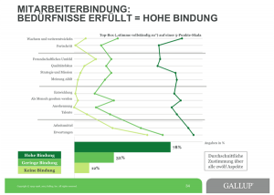 GALLUP - Engagement und Bindung - Engagement Index 2014
